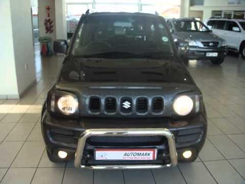 2010 SUZUKI JIMNY 1.3 Auto For Sale On Auto Trader South Africa