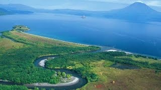 видео Озёра Камчатского края (Камчатки)