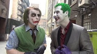 JOKER vs JOKER (Leto VS Ledger)