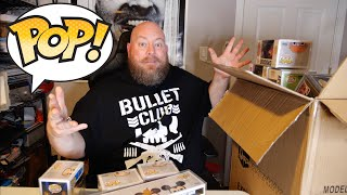 Opening a $5,000 Funko Pop Collection + Possible Mystery Box Run & Whatnot Auction