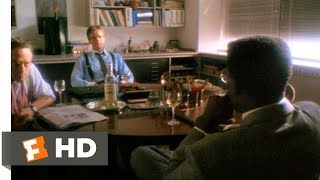 Jungle Fever (2/10) Movie CLIP - Flip Quits the Firm (1991) HD