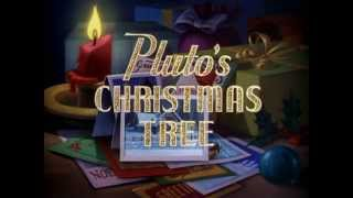 "Mickey Mouse - ""Pluto's Christmas Tree"" (1952) - recreation titles"