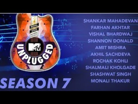MTV Unplugged Season 7 - Audio Jukebox - Bollywood Songs - T-Series Download MP4
