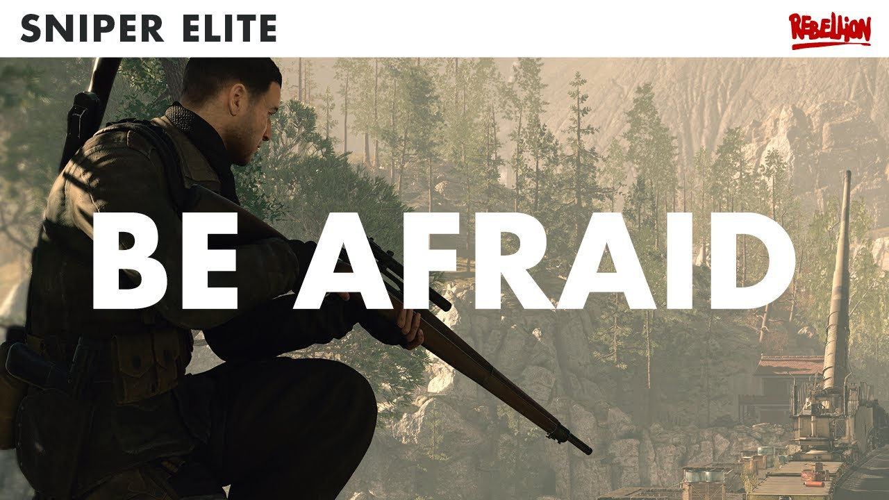 Sniper Elite | 5 Things EVERY Player Is Afraid Of