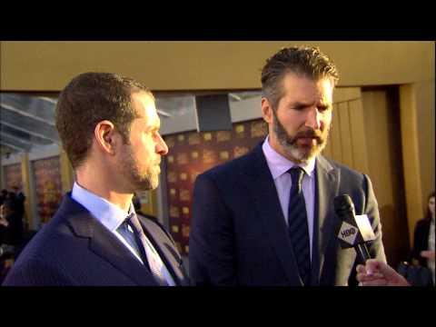 #GoTPremiereSF Live Stream: D.B. Weiss & David Benioff (HBO)