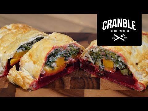 Delicious Vegetarian Wellington - You wont go back!