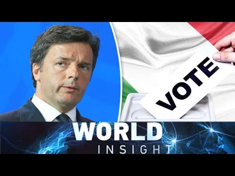 World Insight— Italy referendum: 'No' to reforms; Trump's Taiwan phone call 12/06/2016