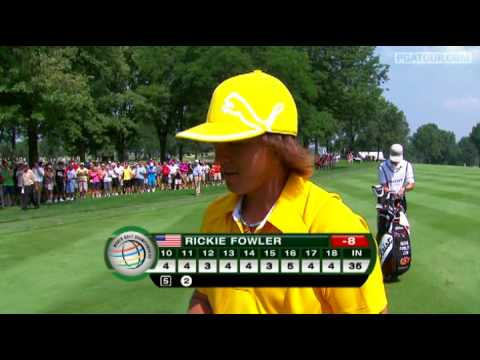 Road To The Tour Championship Week 6 World Golf Championships