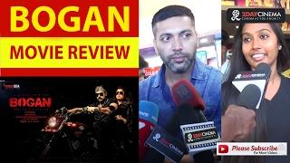 Bogan Movie Review   JayamRavi     HansikaMotwani  - 2DAYCINEMA.COM