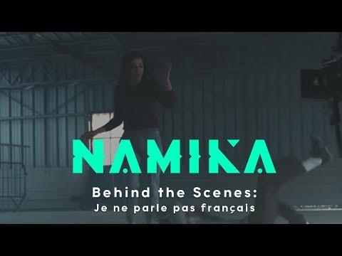 Namika - Behind the Scenes: Je ne parle pas français