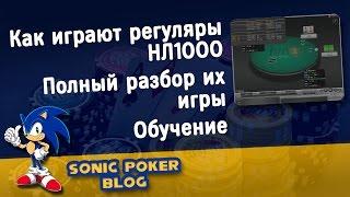 Разбор игры регуляров NL1000