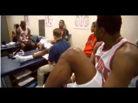 Dikembe Mutombo  Michael Jordan
