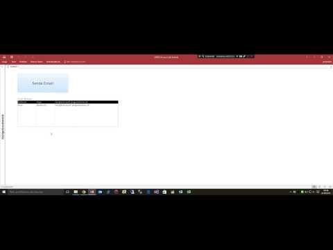 Microsoft Access : Email Versenden Als HTML Via Outlook