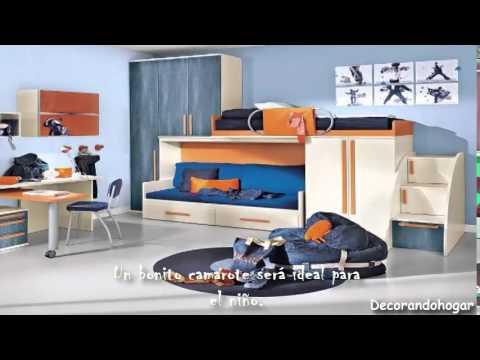 Decorar habitaci n del ni o dise os para decorar cuarto - Diseno de una habitacion ...