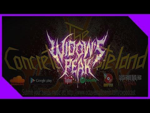 Concrete Wasteland -Episode 58 - Interview With Widows Peak
