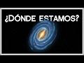 ¿Dónde está la Tierra en el Universo?