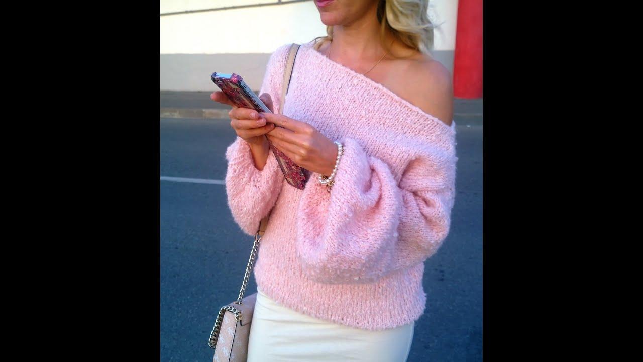 Теплый и уютный свитер зимняя новинка для вашего гардероба от