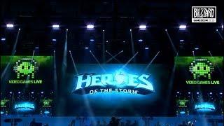Koncert Video Games Live: Heroes @gamescom2018