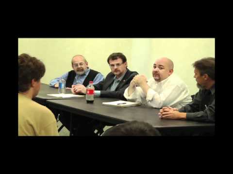 Panel on Secular Morality (part 1_7)