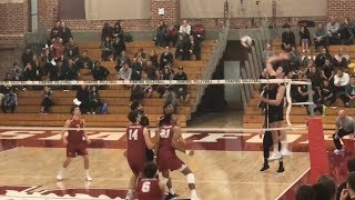 USC Vs Stanford Highlights |2018 Mens Volleyball|
