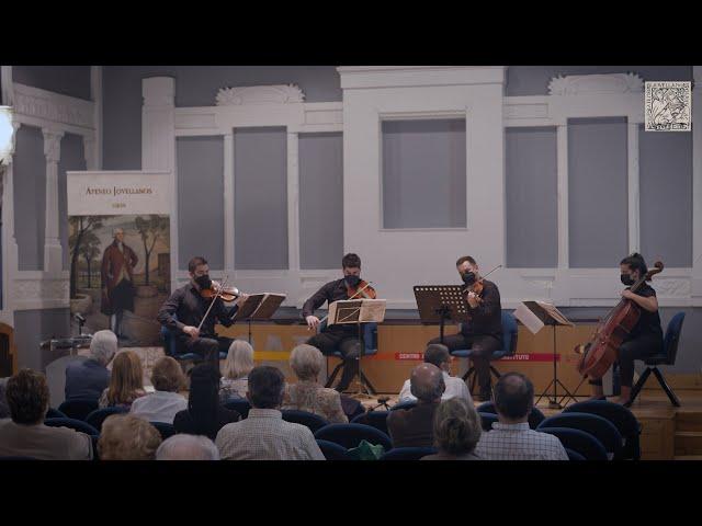 Concierto de música en vivo 'Cuarteto Asturias'