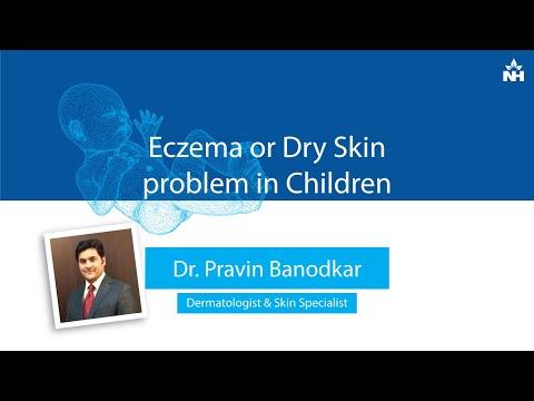 Eczema or Dry Skin problem in Children | Dr. Pravin Banodkar