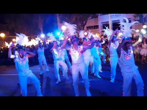 Capiztahan 2016 Parade of Lights - Municipality of Dumalag