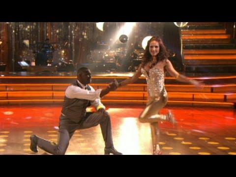 Keyshawn Johnson and Sharna Burgess Booted from