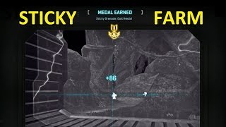 Planetside 2 - How to Sticky farm