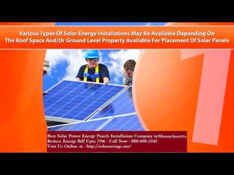 Best Solar Power  (Energy Panels) Installation Company in Gardner Massachusetts MA