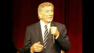 Tony Bennett singe
