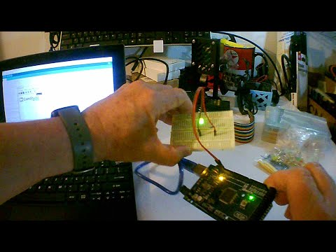 Don't Blink Twice - An Arduino and Raspberry PI Story