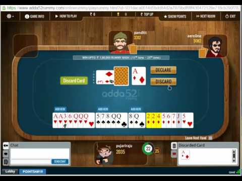 Rummy, the new game to join league of Sports