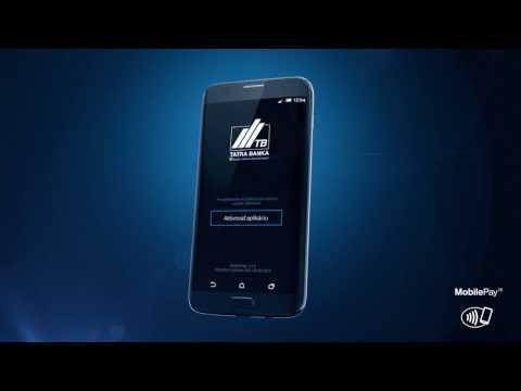 MobilePayTB - návod na použitie