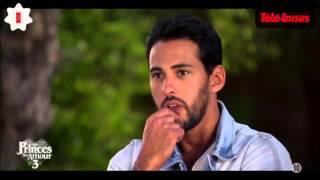 Zapping Télé-réalité: Il fait la pire déclaration d'amour possible à sa prétendante dans Les princes