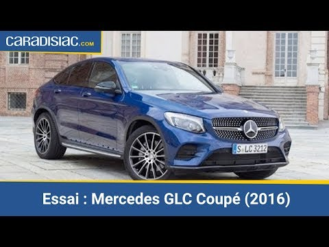 essai mercedes glc coup 2016 l 39 l ve d passe le ma tre youtube. Black Bedroom Furniture Sets. Home Design Ideas