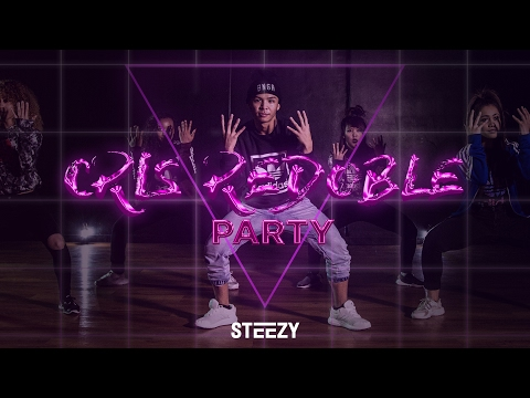 Cris Redoble Choreography | Party - Chris Brown Dance | STEEZY.CO