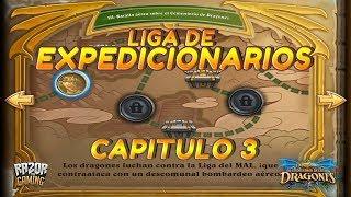 Hearthstone   EL DESPERTAR DE GALAKROND   Capitulo 3: La Liga de los Expedicionarios