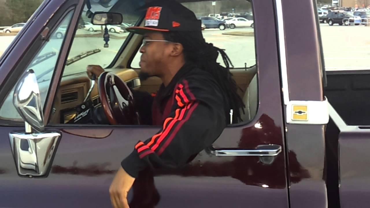 Chevy Silverado For Sale >> Lil Chris 1985 Chevy Silverado on 28s - YouTube