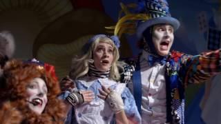 Alice in Wonderland Theatre show by Creativiva