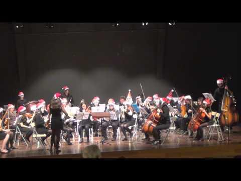 2013-12-19 - CONCIERTO DE NAVIDAD. ESCUELA MUNICIPAL DE MÚSICA DE VIGO.