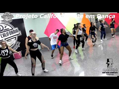 Rolex - AYO e TEO  Garra Hip Hop Company  Projeto Califórnia Arte em Dança