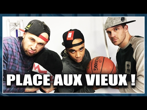 PLACE AUX VIEUX ! NBA First Day Show #8