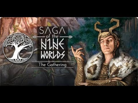 Saga Of the Nine Worlds: The Gathering Collector's Edition Gameplay Walkthrough NO COMMENTARY