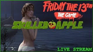 Lord of the Jukes! Friday The 13th: The Game #31 - Ultimate PS4 F13 Gameplay thumbnail