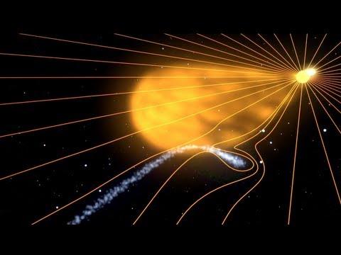 NASA   Death-Defying Comets Explore the Sun's Atmosphere