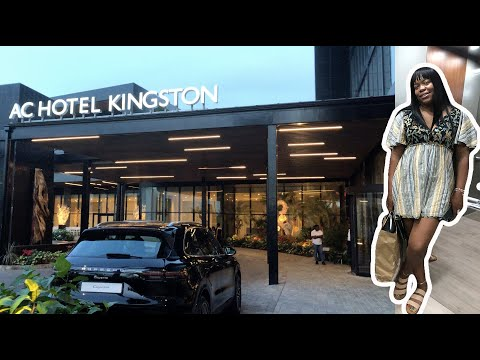 My Mother Comes To Jamaica | AC Hotel Kingston | Vlogmas Day 17, 18, 19, 20