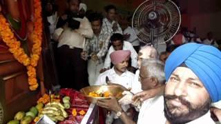 70347Praja.0003A_Aarti of Daksh Prajapati sang by Bhagat Dayanand Prajapati-Hapur-UP_INDIA