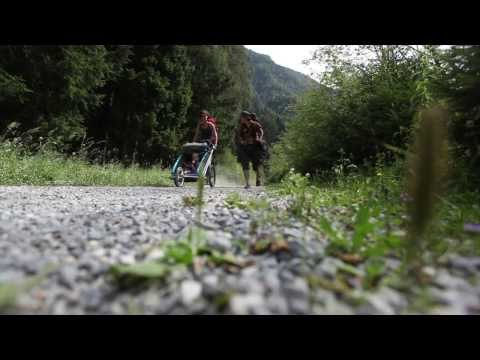 Six cross the alps -- Walking to Italy | Team JACK WOLFSKIN