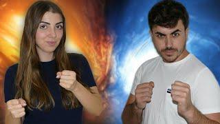הבנים נגד הבנות ! מי אתם חושבים שינצח ?!